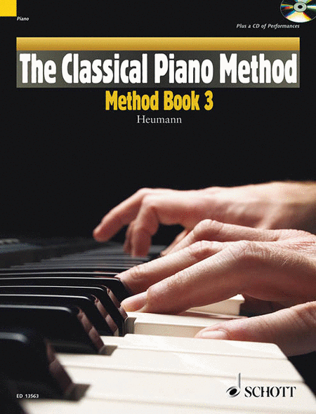 The Classical Piano Method - Method Book 3