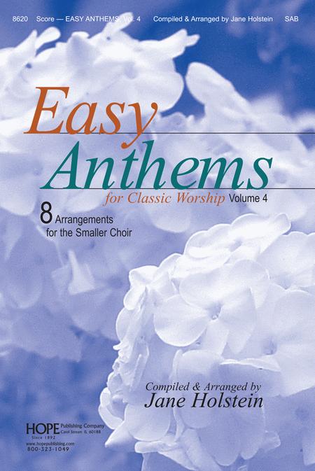 Easy Anthems, Vol. 4