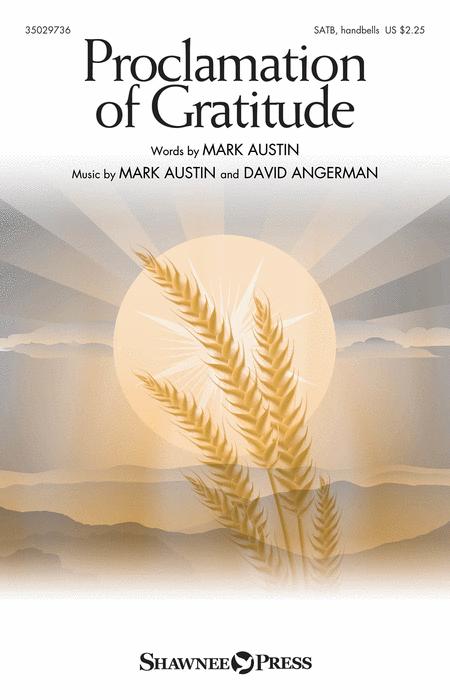 Proclamation of Gratitude