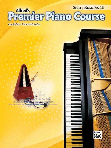 Premier Piano Course -- Sight-Reading