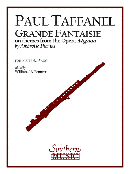 Grande Fantaisie on Themes from Mignon by Thomas