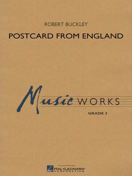 Postcard from England