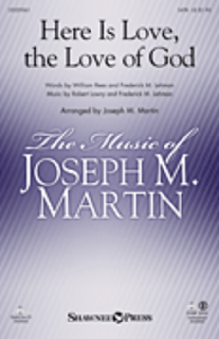 Here Is Love, the Love of God