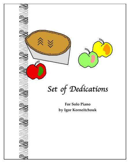 Set of Dedications