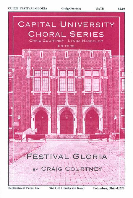 Festival Gloria - SATB