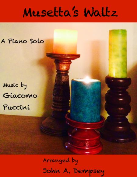 Musetta's Waltz (Piano Aria)