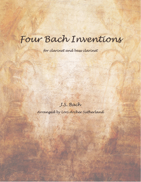 Four Bach Inventions