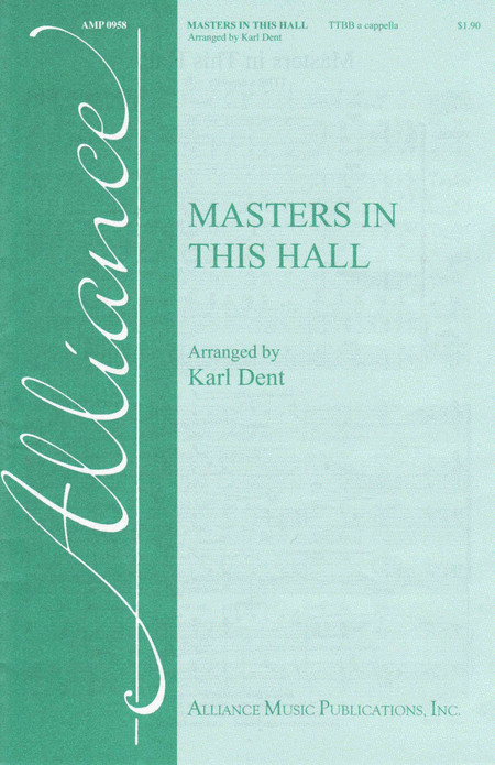 Masters in This Hall