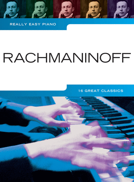 Rachmaninoff - Really Easy Piano