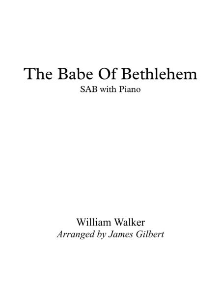 The Babe Of Bethlehem