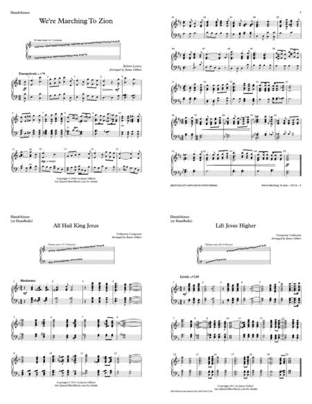 Sacred Selections for Handchime Choir
