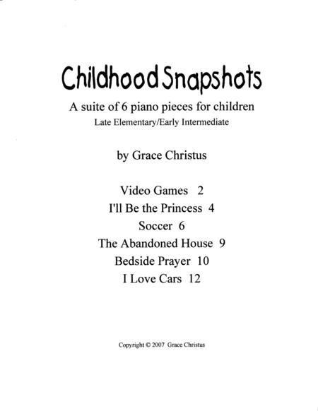 Childhood Snapshots