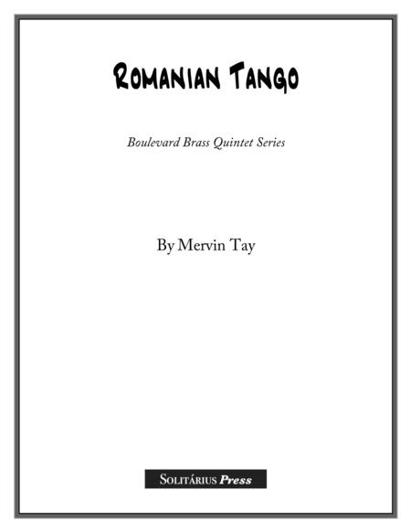 Romanian Tango