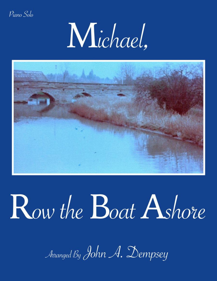 Michael, Row the Boat Ashore (Piano Solo)