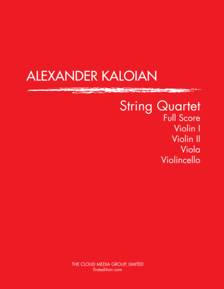 String Quartet (2002)