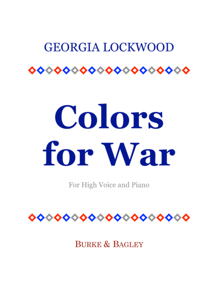Colors for War