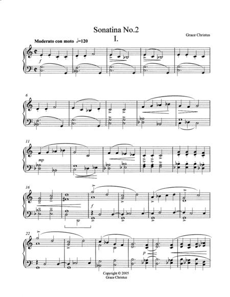 Sonatina No.2
