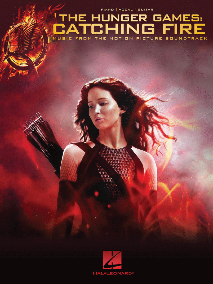 The Hunger Games: Catching Fire Sheet Music By Various ...