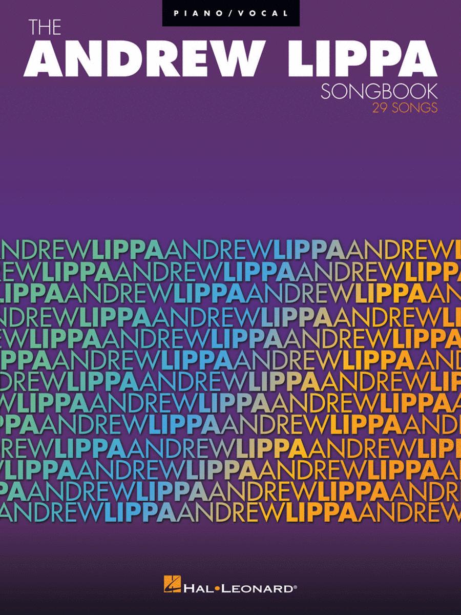 The Andrew Lippa Songbook