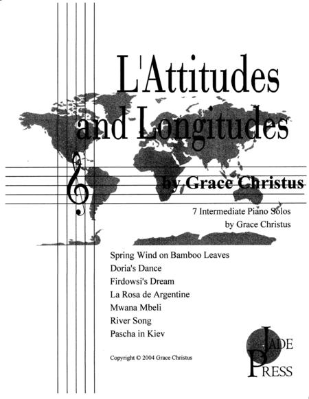 L'Attitudes and Longitudes