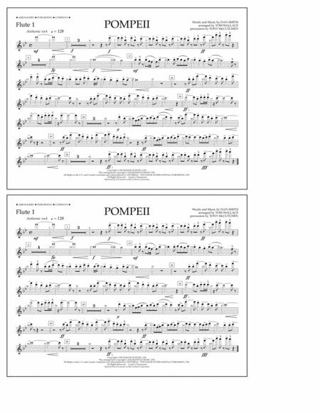 Pompeii - Flute 1