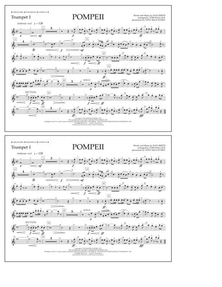 Pompeii - Trumpet 1