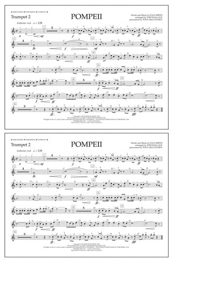 Pompeii - Trumpet 2