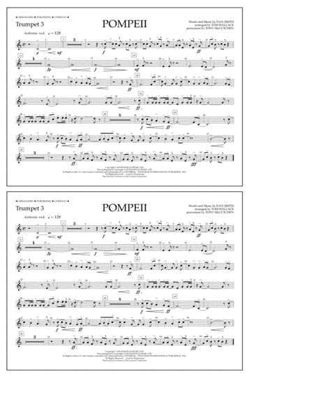Pompeii - Trumpet 3