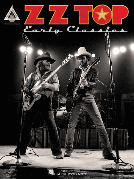 Zz top early classics sheet music by zz top sheet music plus - The grange zz top lyrics ...