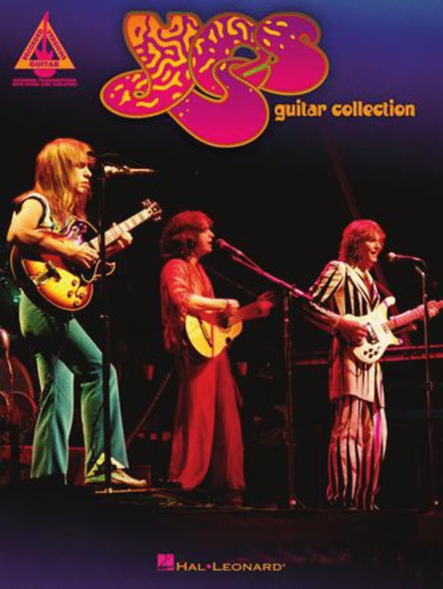 Yes Guitar Collection