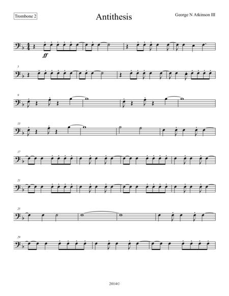 Antithesis Trombone 2