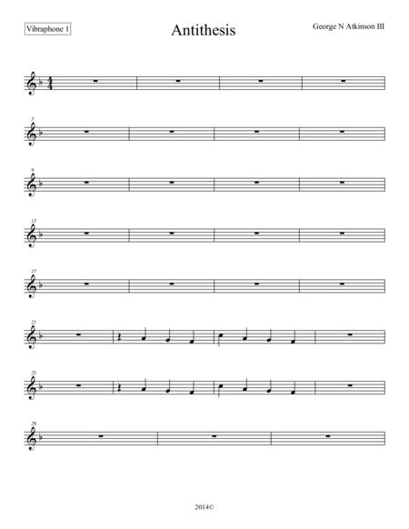 Antithesis Vibraphone 1