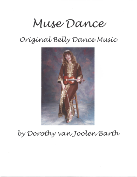 Muse Dance: Original Belly Dance Music