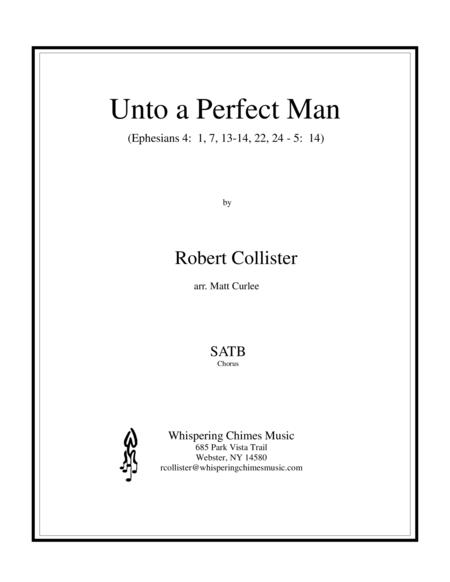 Unto a Perfect Man