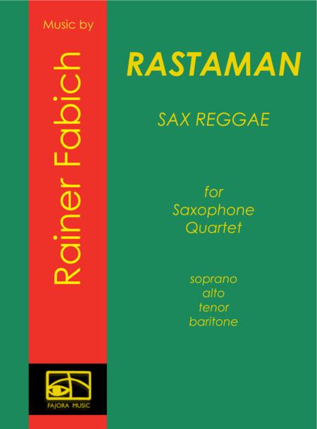 Rastaman  from  Five Sax Reggaes