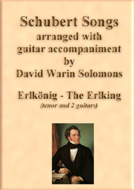 Erlkönig - Erlking - tenor voice and 2 guitars