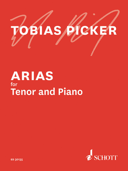Arias for Tenor and Piano