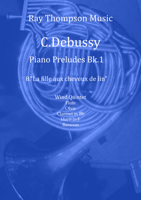 Debussy: Piano Preludes Book 1: No.8