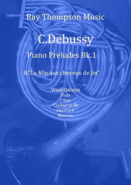 Debussy: Piano Preludes Book 1 No.8