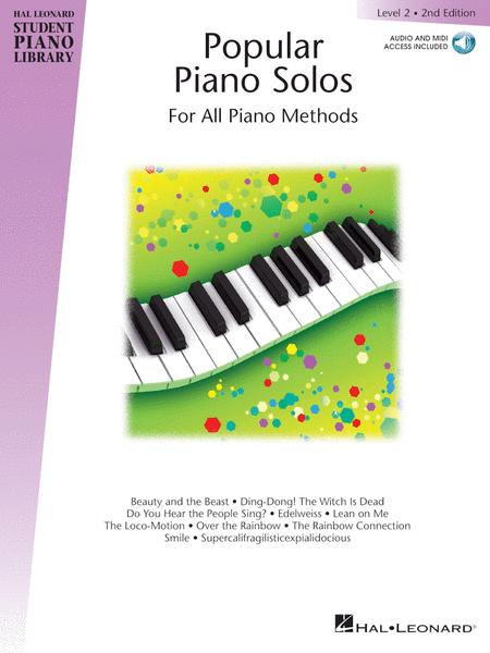 Popular Piano Solos 2nd Edition - Level 2