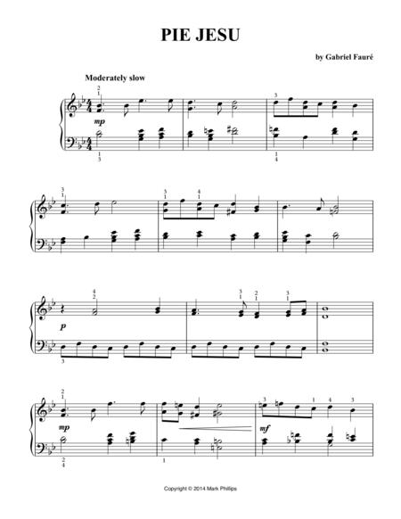 Fauré Requiem: