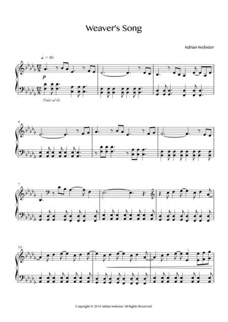 Weaver's Song
