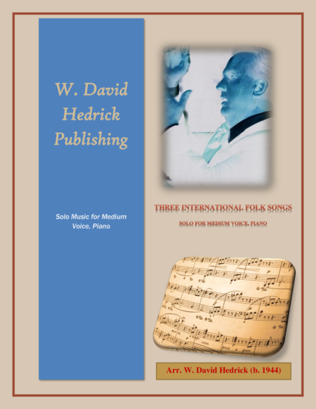Three International Folk Songs