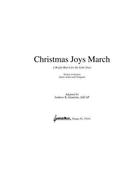 Christmas Joys March