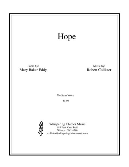 Hope medium voice