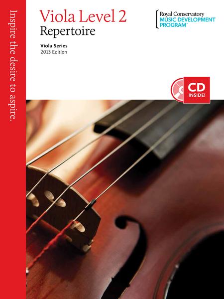 Viola Series: Viola Repertoire 2
