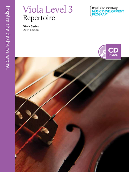 Viola Series: Viola Repertoire 3