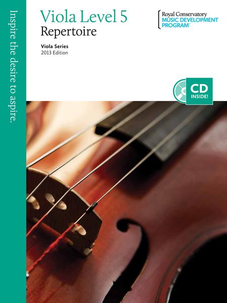 Viola Series: Viola Repertoire 5