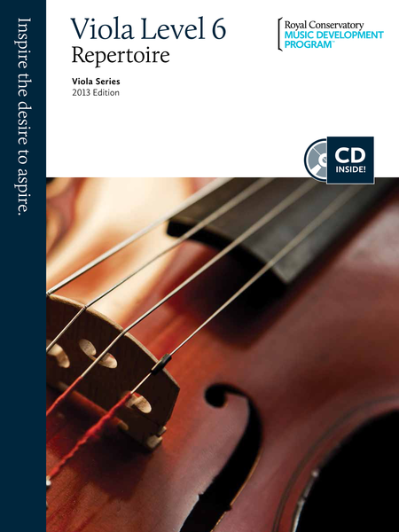 Viola Series: Viola Repertoire 6