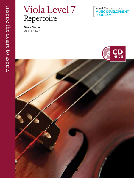 Viola Series: Viola Repertoire 7